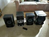 Sony GENEZI GTZ3i mini HiFi collect only