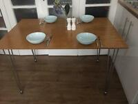 JOHN LEWIS TABLE INDUSTRIAL STYLE FREE DELIVERY GOOD CONDITION