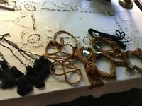 Garland cord and tassels
