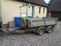 2012 Ifor Williams Tipping Trailer