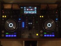 Pioneer XDJ-RX with Decksaver