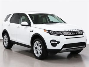 2016 Land Rover Discovery Sport HSE @2.9% INTEREST CERTIFIED 6 Y
