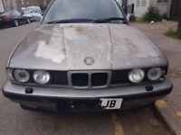 BMW 535i 1989 BREAKING