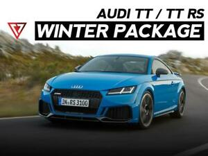 Audi TT / TT S / TT RS  WINTER TIRE + WHEEL Package 2019 - 2020   - T1 Motorsports Ontario Preview