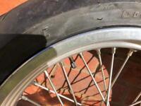 Husaberg Ktm Behr supermoto wheels