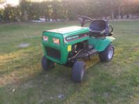 Mow master ride on / garden tractor