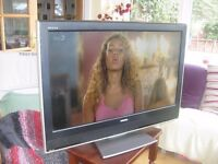"""Toshiba Regza LCD HD Ready..Freeview integrated.. 37"""" Television.. with remote...£80 ono"""