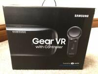 SAMSUNG GALAXY GEAR VR WITH CONTROLLER 1 MONTH OLD MINT CONDITION