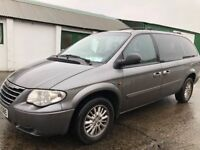 2008 CHRYSLER GRAND VOYAGER 7 SEATER 2.8CRD LX