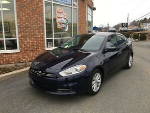 2015 Dodge Dart AERO - 6-Speed Manual with Turbo, Backup Cam
