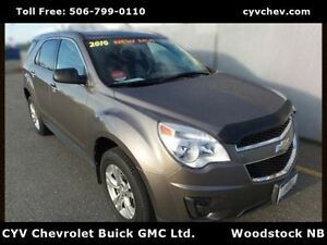 2010 Chevrolet Equinox LS All Wheel Drive - $7/Day