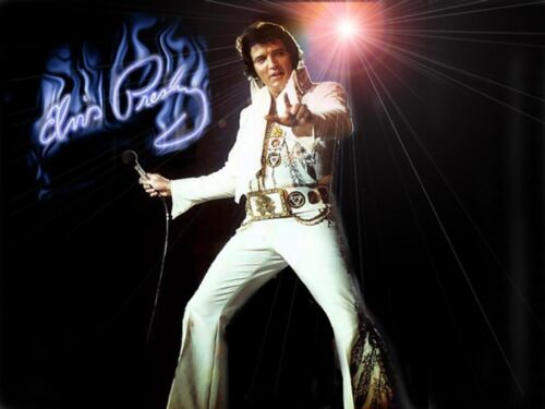 Elvis Presley Poster 24x36