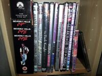Beverly Hills Collection and more dvds For sale