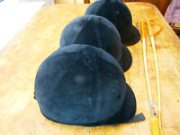 JUNIOR HORSE RIDING HATS AND MORE