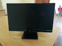 "ViewSonic LED Monitor: VX2270 21.5"" Full HD IPS Monitor"
