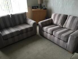 2 x 2 Seater Sofa from Next