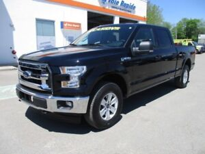 2016 Ford F-150 XLT/4X4/5.0L/CONSOLE/CAMERA