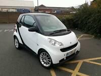 2009 SMART FORTWO 799CC CDI PURE AUTO DIESEL 12 MONTHS MOT NEW SHAPE BARGAIN!!