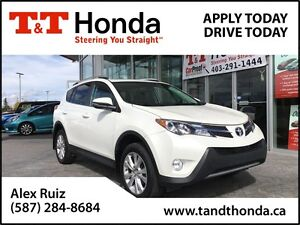 2013 Toyota RAV4 Limited *Local, Bluetooth, Navi*
