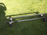 Ford fusion roof bars