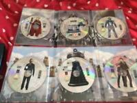 Doctor who the complete second series DVD