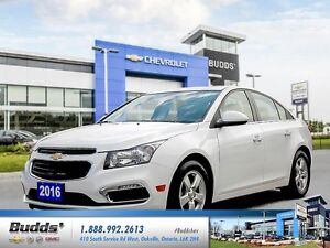 2016 Chevrolet Cruze Limited 2LT 0.9% for up to 24 months O.A.C