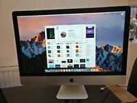 "iMac 27"" slim late 2012"