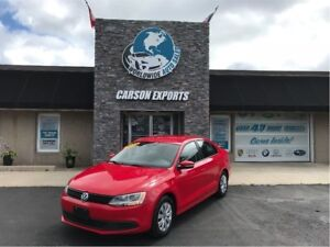 2014 Volkswagen Jetta CLEAN TRENDLINE+! FINANCING AVAILABLE!