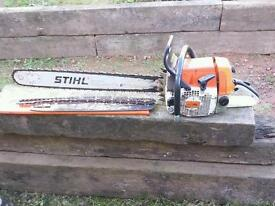 Stihl 064 chainsaw