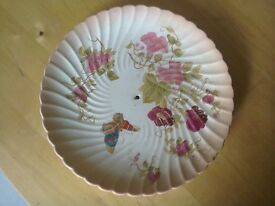 Antique/Vintage Plate from Cake Stand (stand/handle missing)