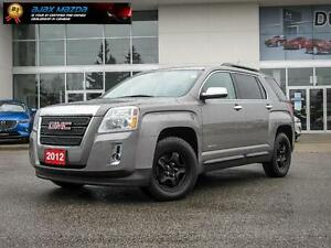 2012 GMC Terrain SLT-1, LEATHER, SUNROOF