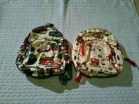 Cath Kidson kids backpacks. Two available.