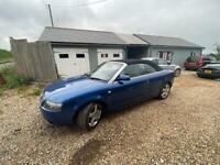 2003 Audi A4 Convertible Sport