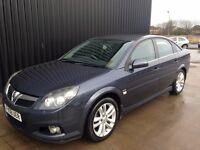 2008 Vauxhall Vectra 1.8 i VVT SRi 5dr 2 Keys, 2 Previous Owners, Parking Sensors, Sony Head Unit