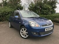 2008 (08) Ford Fiesta 1.4 Zetec Climate 53,000 MILES FULL FORD SERVICE HISTORY EXCELLENT CONDITION