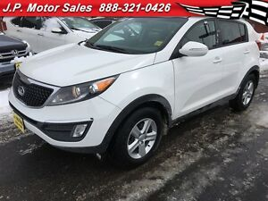 2015 Kia Sportage LX, Automatic, Heated Seats, Steering Wheel Co