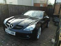 Merc SLK Low mileage beautiful example