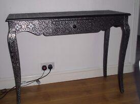 LAMP TABLE TV UNIT DRESSING TABLE
