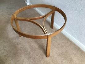 Nathan Trinity Retro teak coffee table and nest of tables