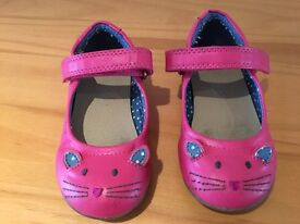 Next Toddler Cat Shoes Size 7