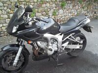 yamaha fazer 600 s2 under long mot 06 2 owners seat exhausts