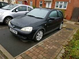 VAUXHALL CORSA SXI 12 MONTHS MOT DRIVES VERY GOOD ONLY 94K