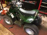 off road quad 110 cc non runner with reverse gear £120 ono