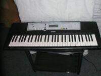 Yamaha Portatone YPT-200 keyboard
