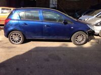 BREAKING VAUXHALL CORSA D CAR PARTS SPARES 2005-2012 MODEL VAUXHALL CORSA D CAR PARTS SPARES