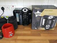 Tommee Tippee Prep Machine, Sterilizer, Food Blender and Thermos
