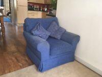 2 piece suite (Sofa & Armchair)