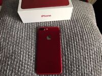 APPLE IPHONE 7 PLUS PRODUCT RED EXCHANGE FOR A NINTENDO SWITCH + IPHONE 6S PLUS or GALAXY S7 DUAL