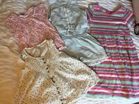 Girls bundle 4-5 years