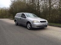 Vauxhall Astra Van 2.0 dti sportive spares or repairs easy fix